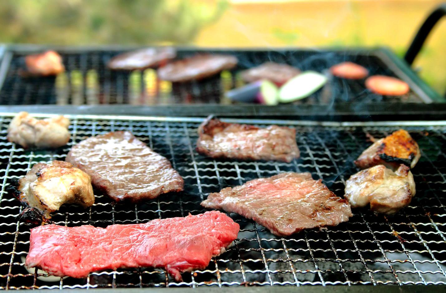 キャンプ・旅行・BBQ